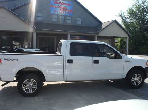 2010 Ford F-150 for sale at Don Jacobson Automobiles in Houston TX