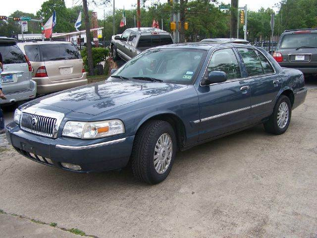 2007 Mercury Grand Marquis for sale at Don Jacobson Automobiles in Houston TX