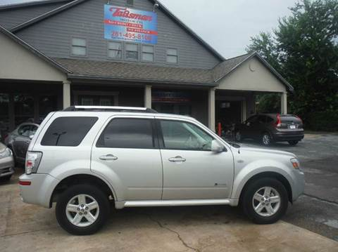 2009 Mercury Mariner Hybrid for sale at Don Jacobson Automobiles in Houston TX