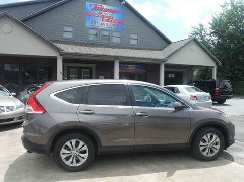 2013 Honda CR-V for sale at Don Jacobson Automobiles in Houston TX