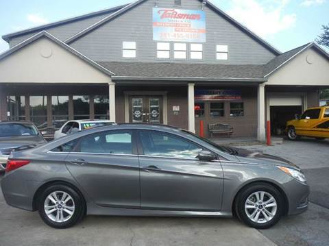 2014 Hyundai Sonata for sale at Don Jacobson Automobiles in Houston TX