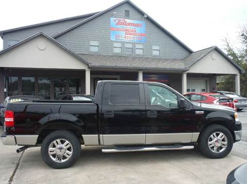 2008 Ford F-150 for sale at Don Jacobson Automobiles in Houston TX
