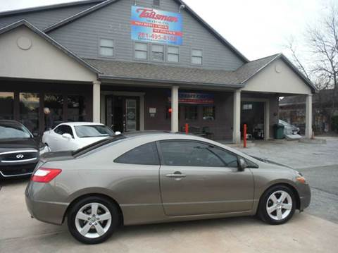 2006 Honda Civic for sale at Don Jacobson Automobiles in Houston TX