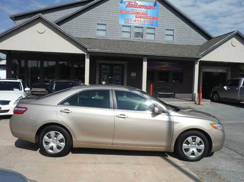 2007 Toyota Camry for sale at Don Jacobson Automobiles in Houston TX