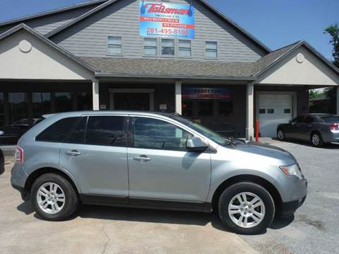 2007 Ford Edge for sale at Don Jacobson Automobiles in Houston TX