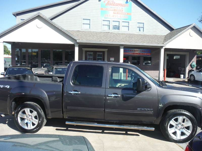 2010 GMC Sierra 1500 for sale at Don Jacobson Automobiles in Houston TX