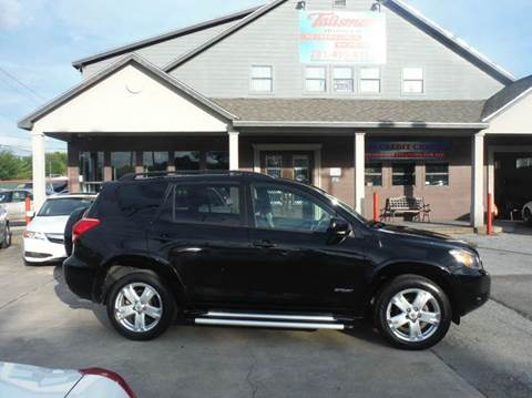 2006 Toyota RAV4 for sale at Don Jacobson Automobiles in Houston TX
