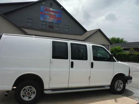 2015 GMC Savana Cargo for sale in Houston, TX