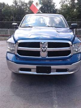 2017 Dodge Ram Pickup 1500 for sale in Dallas, TX