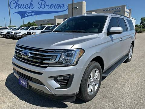 2018 Ford Expedition MAX for sale in Schulenburg, TX