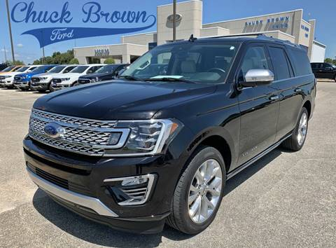 2019 Ford Expedition MAX for sale in Schulenburg, TX