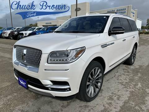 2018 Lincoln Navigator for sale in Schulenburg, TX