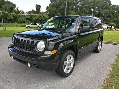 2012 Jeep Patriot for sale in Ocala, FL