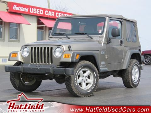 2003 Jeep Wrangler for sale in Columbus, OH