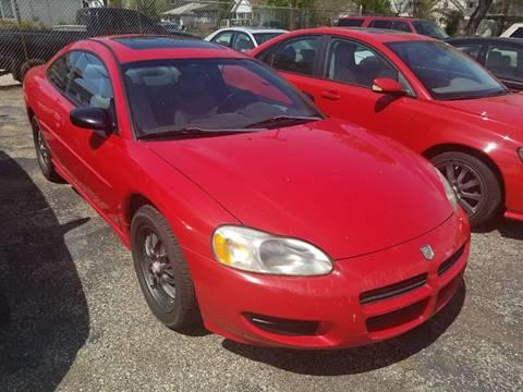 2001 Dodge Stratus for sale in Hazel Park, MI