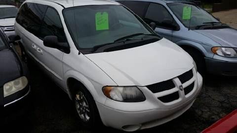 2003 Dodge Grand Caravan for sale at Jarvis Motors in Hazel Park MI