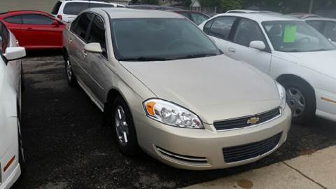 2009 Chevrolet Impala for sale at Jarvis Motors in Hazel Park MI