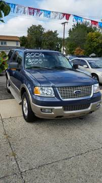 2004 Ford Expedition for sale at Jarvis Motors in Hazel Park MI