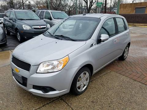 2010 Chevrolet Aveo for sale at Jarvis Motors in Hazel Park MI