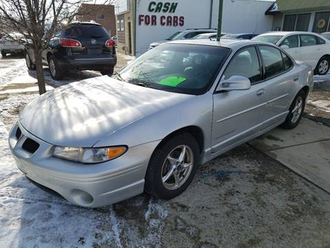 2003 Pontiac Grand Prix for sale at Jarvis Motors in Hazel Park MI