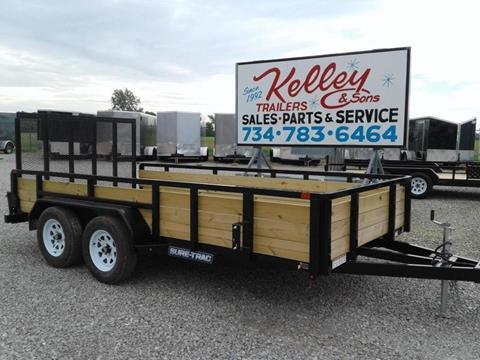 2019 Sure-Trac 7x14 7K 3-Board for sale in Carleton, MI