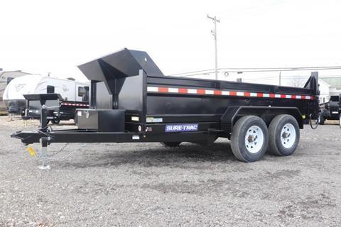 2019 Sure-Trac 72IN x12 10K Single Ram for sale in Carleton, MI