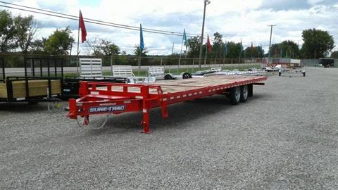 2019 Sure-Trac 8.5x22+8 Powertilt Equipment for sale in Carleton, MI