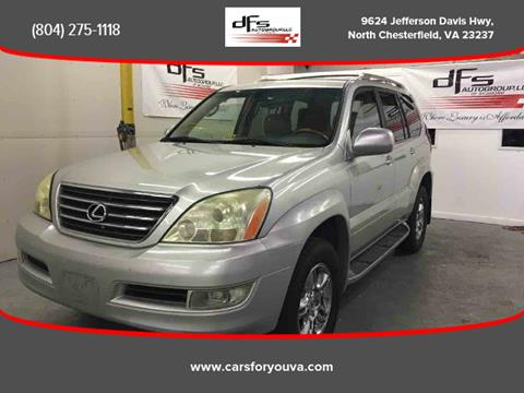 2005 Lexus GX 470 for sale in North Chesterfield, VA