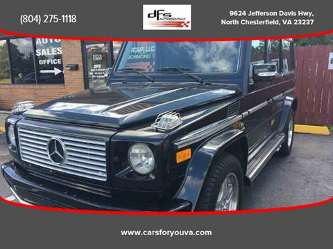2005 Mercedes-Benz G-Class for sale in North Chesterfield, VA