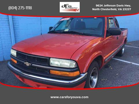 2003 Chevrolet S-10 for sale in North Chesterfield, VA