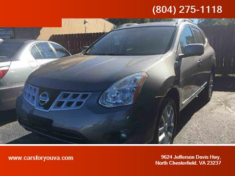 2012 Nissan Rogue for sale in North Chesterfield, VA