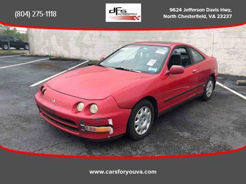1995 acura integra for sale carsforsale 1995 acura integra for sale in richmond va sciox Image collections