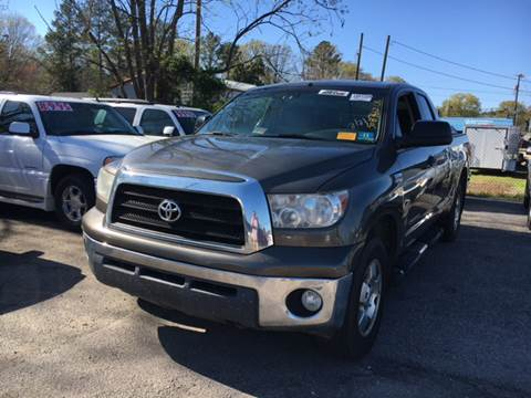 2008 Toyota Tundra for sale at DFS Auto Group of Richmond in Richmond VA