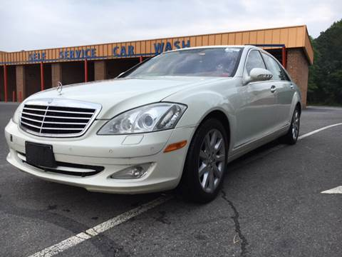 2008 Mercedes-Benz S-Class for sale at DFS Auto Group of Richmond in Richmond VA