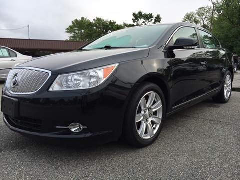 2012 Buick LaCrosse for sale at DFS Auto Group of Richmond in Richmond VA