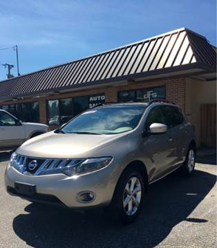 2009 Nissan Murano for sale at DFS Auto Group of Richmond in Richmond VA