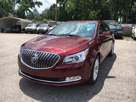 2016 Buick LaCrosse for sale at DFS Auto Group of Richmond in Richmond VA