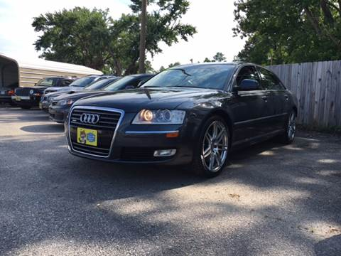 2008 Audi A8 L for sale at DFS Auto Group of Richmond in Richmond VA