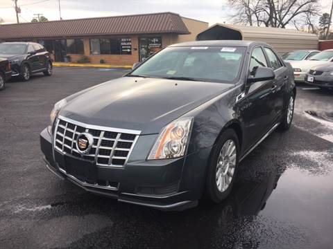 2013 Cadillac CTS for sale at DFS Auto Group of Richmond in Richmond VA