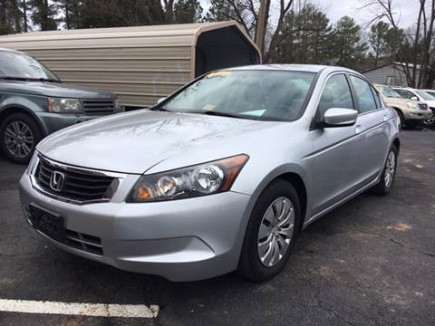 2010 Honda Accord for sale in North Chesterfield, VA
