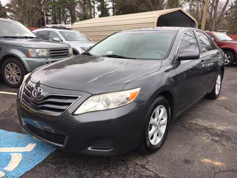 2010 Toyota Camry for sale in North Chesterfield, VA