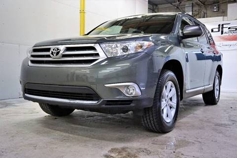 2013 Toyota Highlander for sale in North Chesterfield, VA