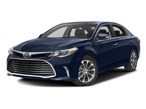 2016 Toyota Avalon for sale in Waycross, GA