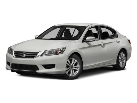 2015 Honda Accord for sale in Waycross, GA