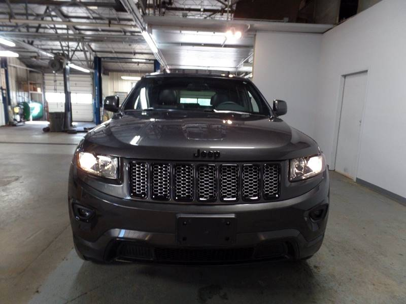 2015 Jeep Grand Cherokee Altitude 4x4 4dr SUV in Cleveland