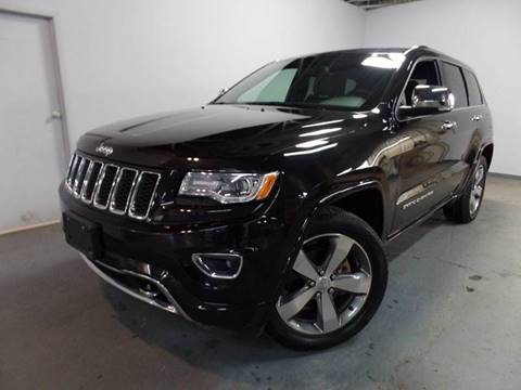 2016 Jeep Grand Cherokee for sale in Wadsworth, OH