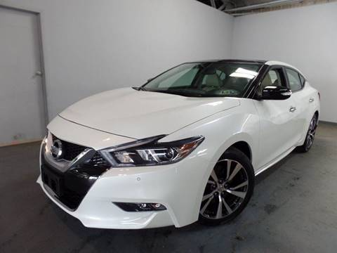 2017 Nissan Maxima for sale in Wadsworth, OH