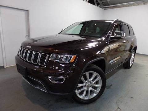 2017 Jeep Grand Cherokee for sale in Wadsworth, OH