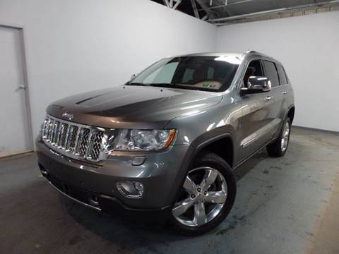 2013 Jeep Grand Cherokee for sale in Wadsworth, OH