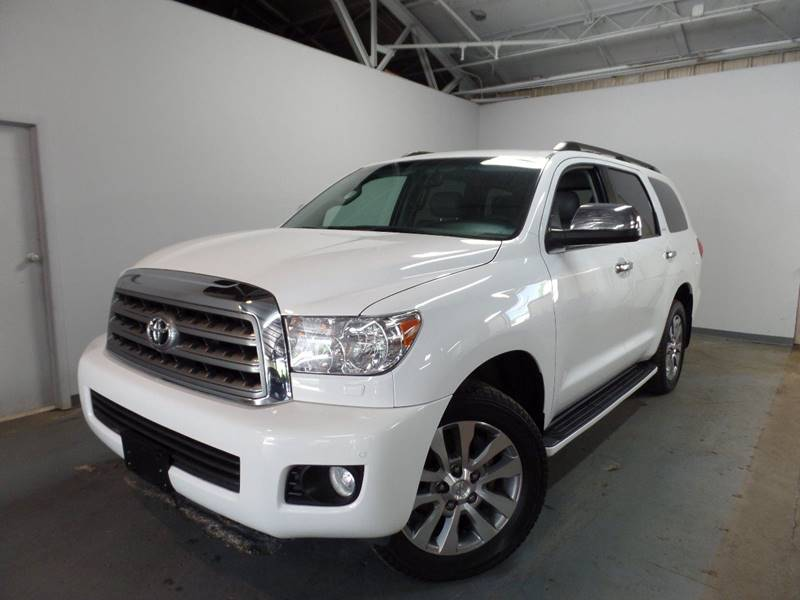 2015 Toyota Sequoia Limited 4x4 4dr SUV